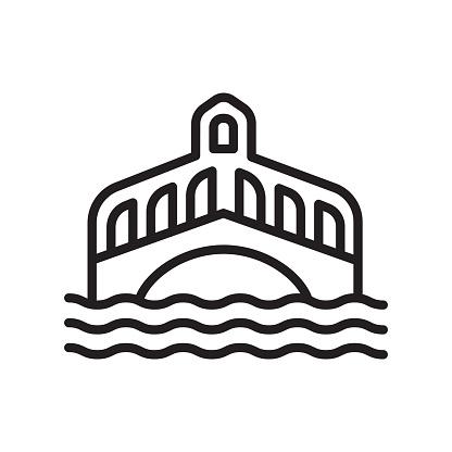 Venise Icone Vector Signe Et Le Symbole Isole Sur Fond Blanc Notion De Logo De Venise Vecteurs Libres De Droits Et Plus D Images Vectorielles De Aliment Istock