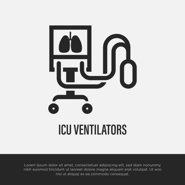 Ventilator Illustrations, Royalty-Free Vector Graphics