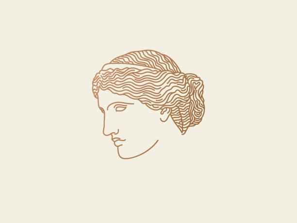 venus logo - venus stock illustrations