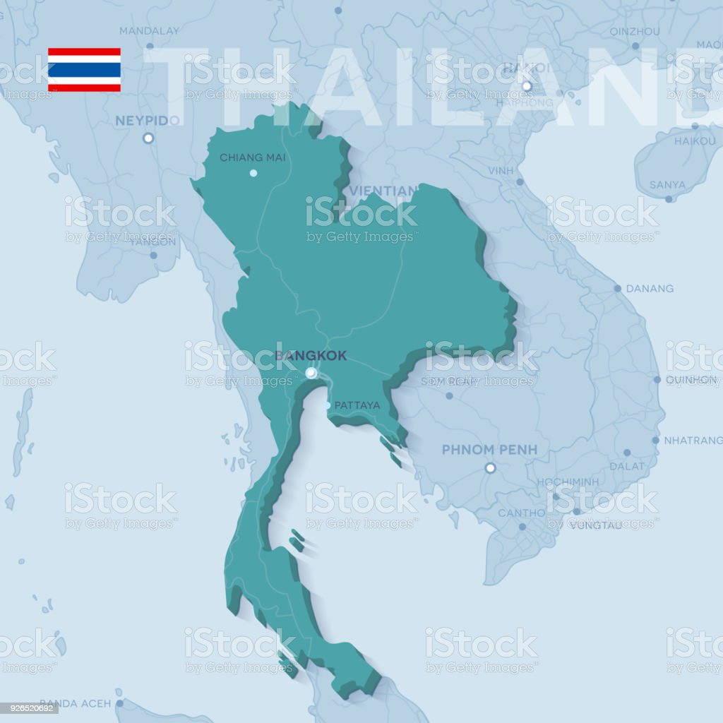 Royalty Free Chonburi Province Clip Art Vector Images