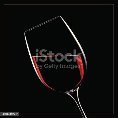 istock Verre de vin_Glass of wine 450245597
