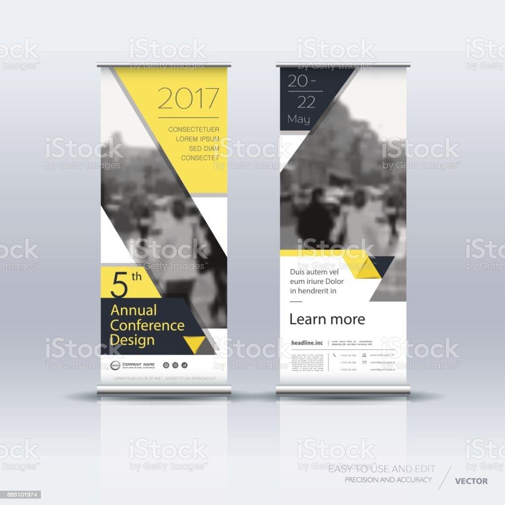 vertical banners design