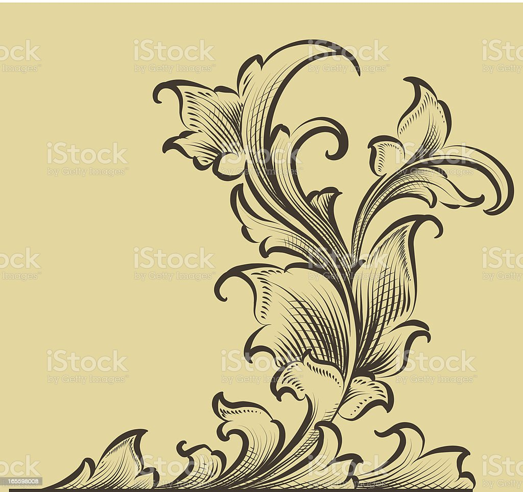 Vertical Blackleaf royalty-free vertical blackleaf stock vector art & more images of antique