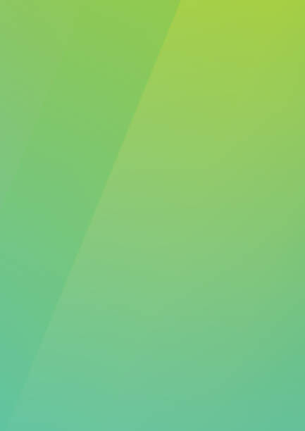 Christmas Green Color.Vertical Gradient Christmas Green Mixed Color Trendy Paper