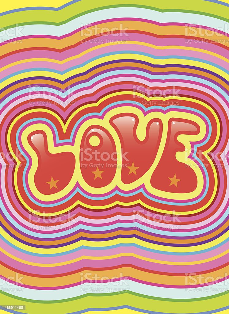 Vertical love royalty-free vertical love stock vector art & more images of 1960-1969
