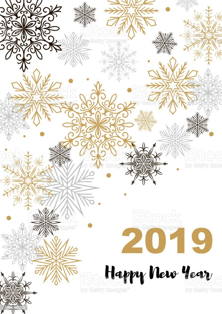 Happy New Year Greeting Card 68