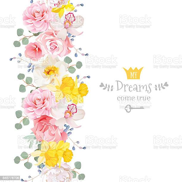 Vertical seamless line garland with camellia wild rose peony orchid vector id545778706?b=1&k=6&m=545778706&s=612x612&h=nlytlmugramgwq w9f anjitszgmhl dpn3ca qwluw=