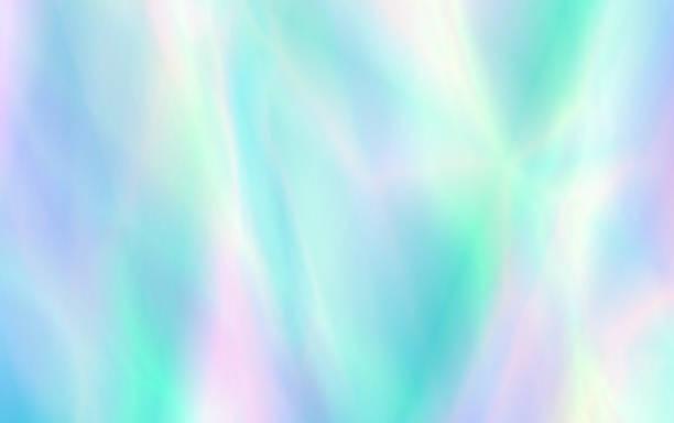 ilustrações de stock, clip art, desenhos animados e ícones de very beautiful rainbow texture. holographic foil. wonderful magic background. fantasy colorful card. iridescent art. trendy punchy pastel. - hologram