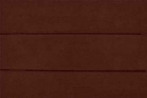 Very dark chocolate brown coloured, wooden textured panel tile look empty vector backgrounds