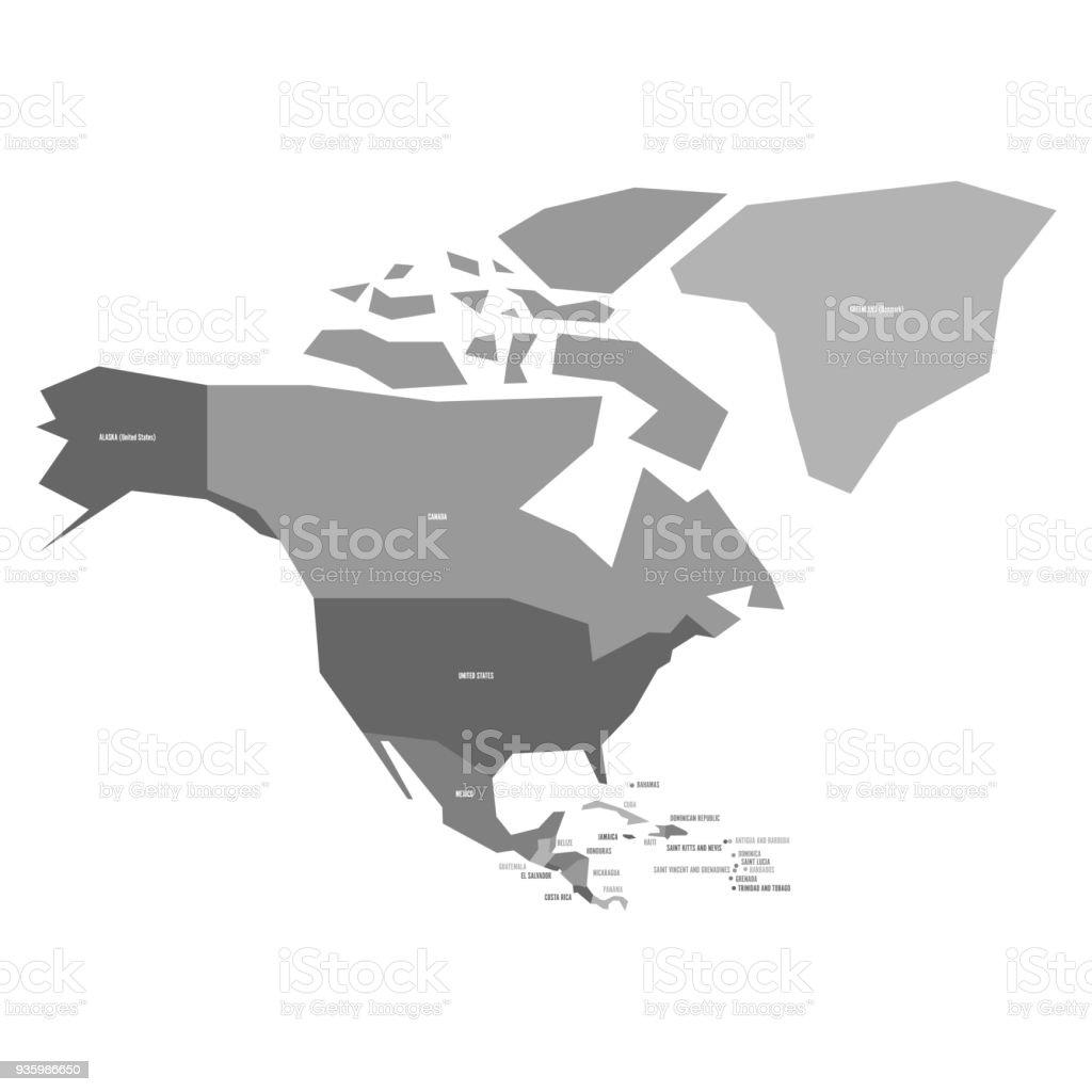 Berühmt Färbung Karte Von Nordamerika Ideen - Malvorlagen-Ideen ...