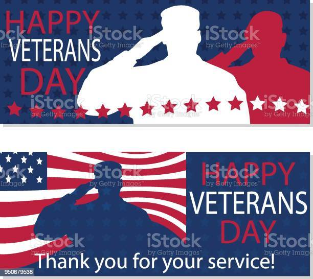 Veterans day banners with saluting soldiers vector id950679538?b=1&k=6&m=950679538&s=612x612&h=4pdxakfzzjxlh6ubllm49ej9wxogbh3niwdajymcsik=