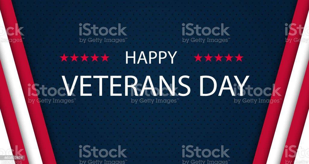 Veterans day. Honoring all who served. Veterans day background. Vector illustration. November 11 vector art illustration