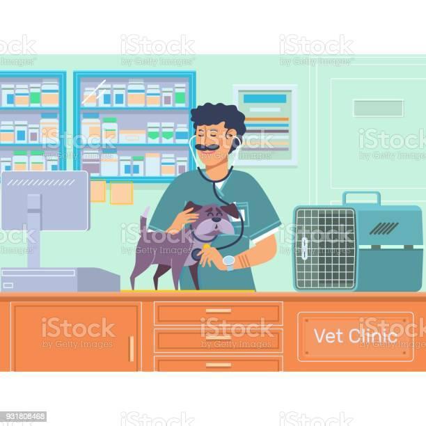 Veterinarian examining a dog in animal hospitalveterinary doctor pet vector id931808468?b=1&k=6&m=931808468&s=612x612&h=h5ihysu36zob78w5ntgghtweysadxnx0tw7bbvcf2le=