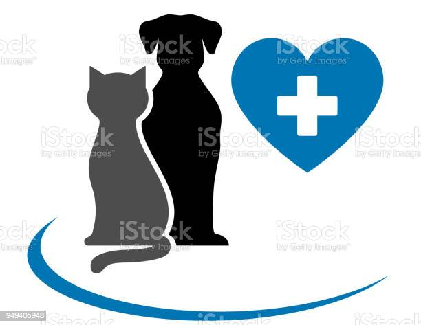 Veterinarian icon with blue heart pets and cross vector id949405948?b=1&k=6&m=949405948&s=612x612&h=k0572ms uu2rqoaahmop3p6q2nykwi6buvtubtl yhw=