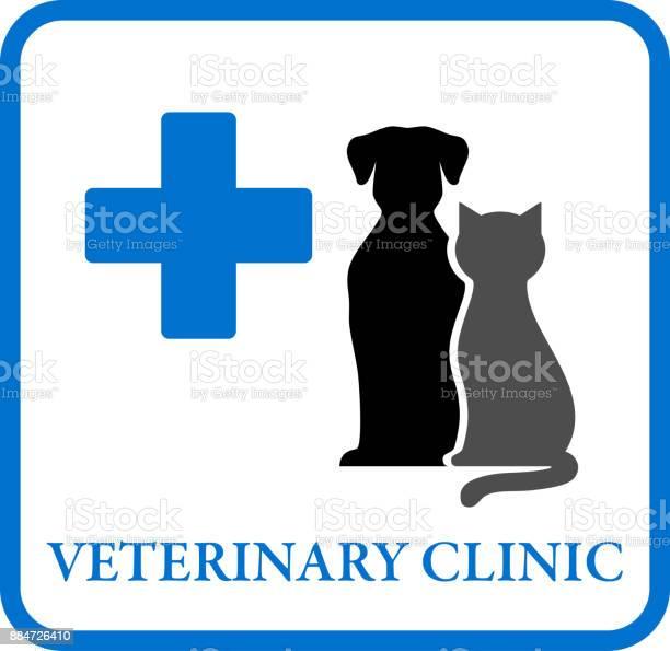 Veterinary clinic sign vector id884726410?b=1&k=6&m=884726410&s=612x612&h=aglil09autezxvcsww qoa3utgcijia1fjyerqo1pxc=