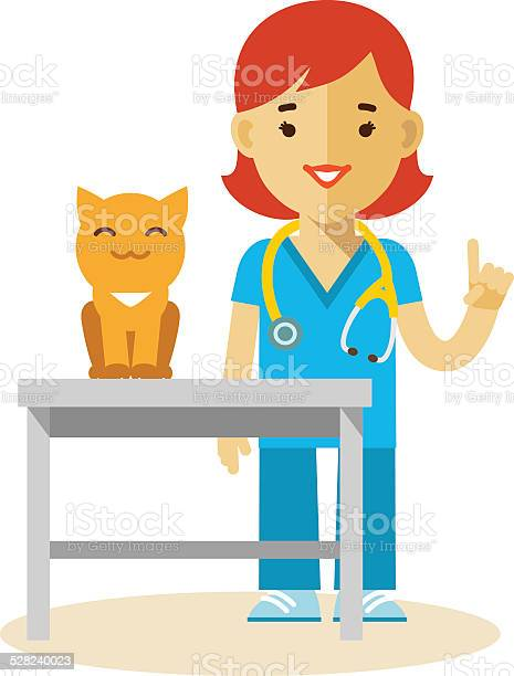 Veterinary doctor and cat vector id528240023?b=1&k=6&m=528240023&s=612x612&h=oabuccrhtt8p8iqqd bjdsgtmbliox qyvhizbqpp9m=