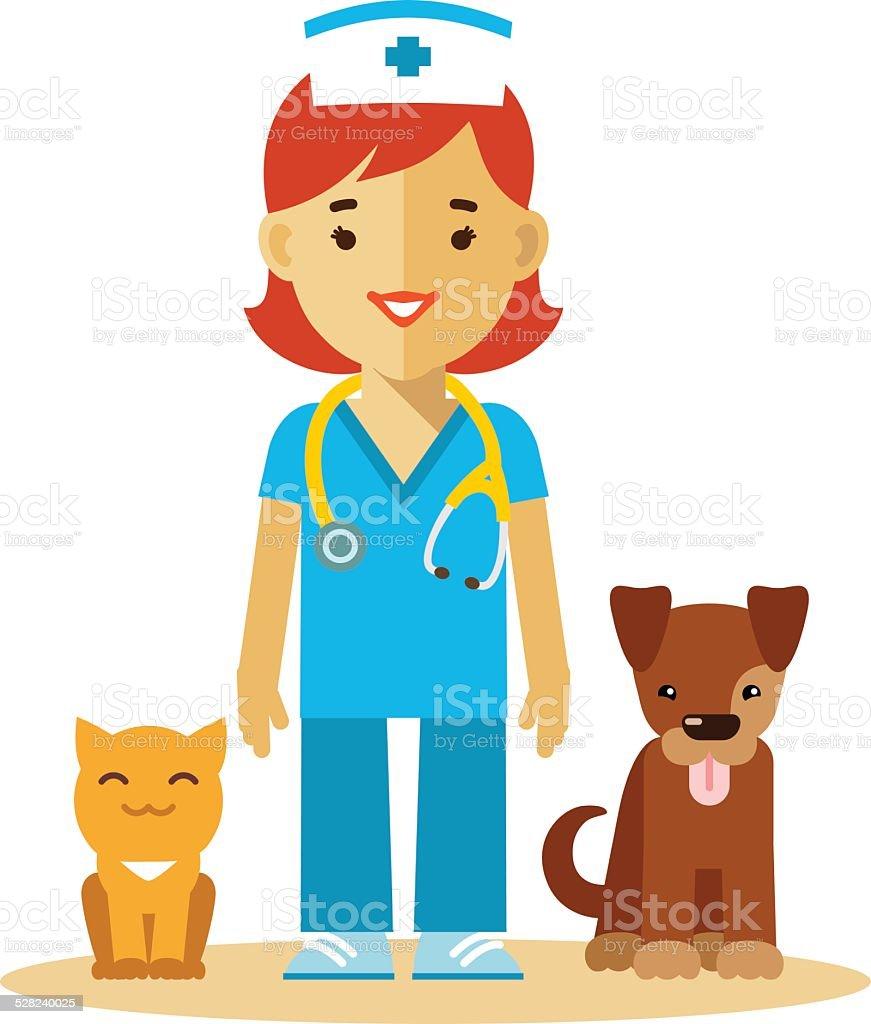 White nurse with black patient