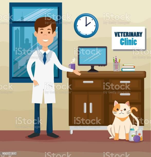 Veterinary doctor with mascot character vector id930022832?b=1&k=6&m=930022832&s=612x612&h=4cqr9f3vh8bqfooooqsezgxswklvg1hbdhh mva0lee=