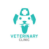istock veterinary icon isolated on white background, vector illustration 1199169966