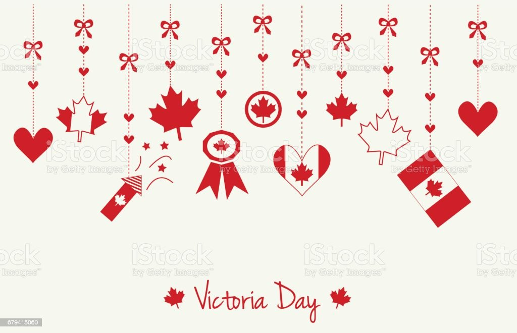 Victoria day royalty-free victoria day stock vector art & more images of canada