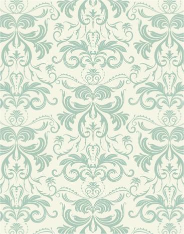 victoria floral pattern