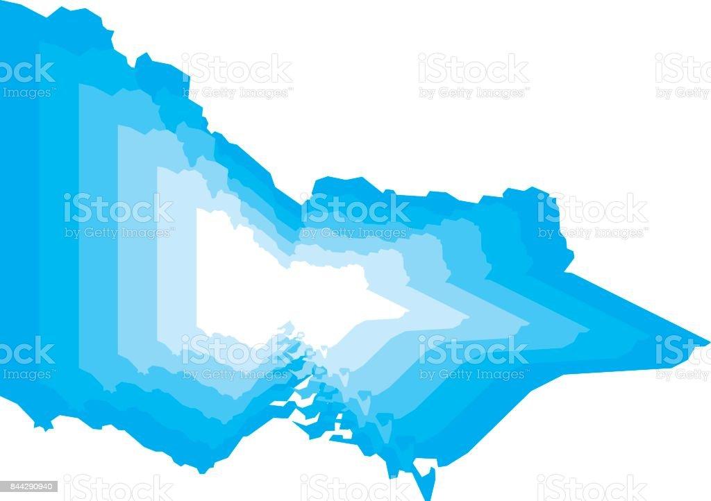 Australia Map Zoom.Victoria Zoom Stock Vector Art More Images Of Australia Istock