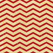 Christmas chevron repeat seamless pattern background