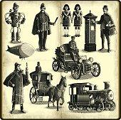 Victorian Era Set