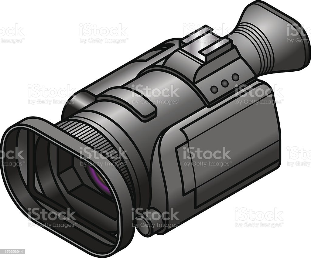 Video Camera royalty-free video camera stock vector art & more images of accessibility