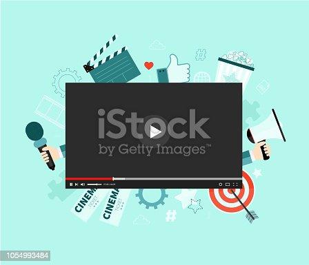 istock Video concept 1054993484