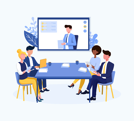 Video conference theme