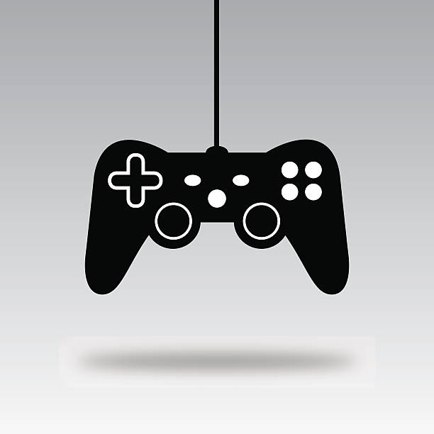 Royalty Free Video Game Controller Clip Art, Vector Images ...
