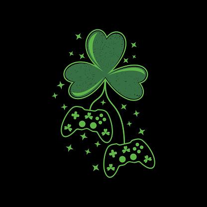 Video Game For St Patrick s Day Celebration.