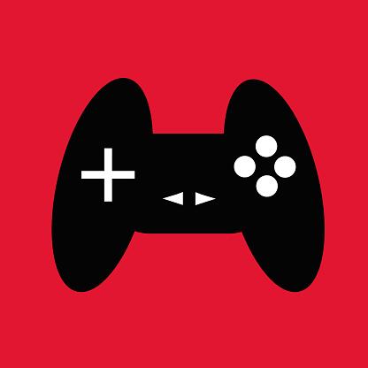 video game joystick.