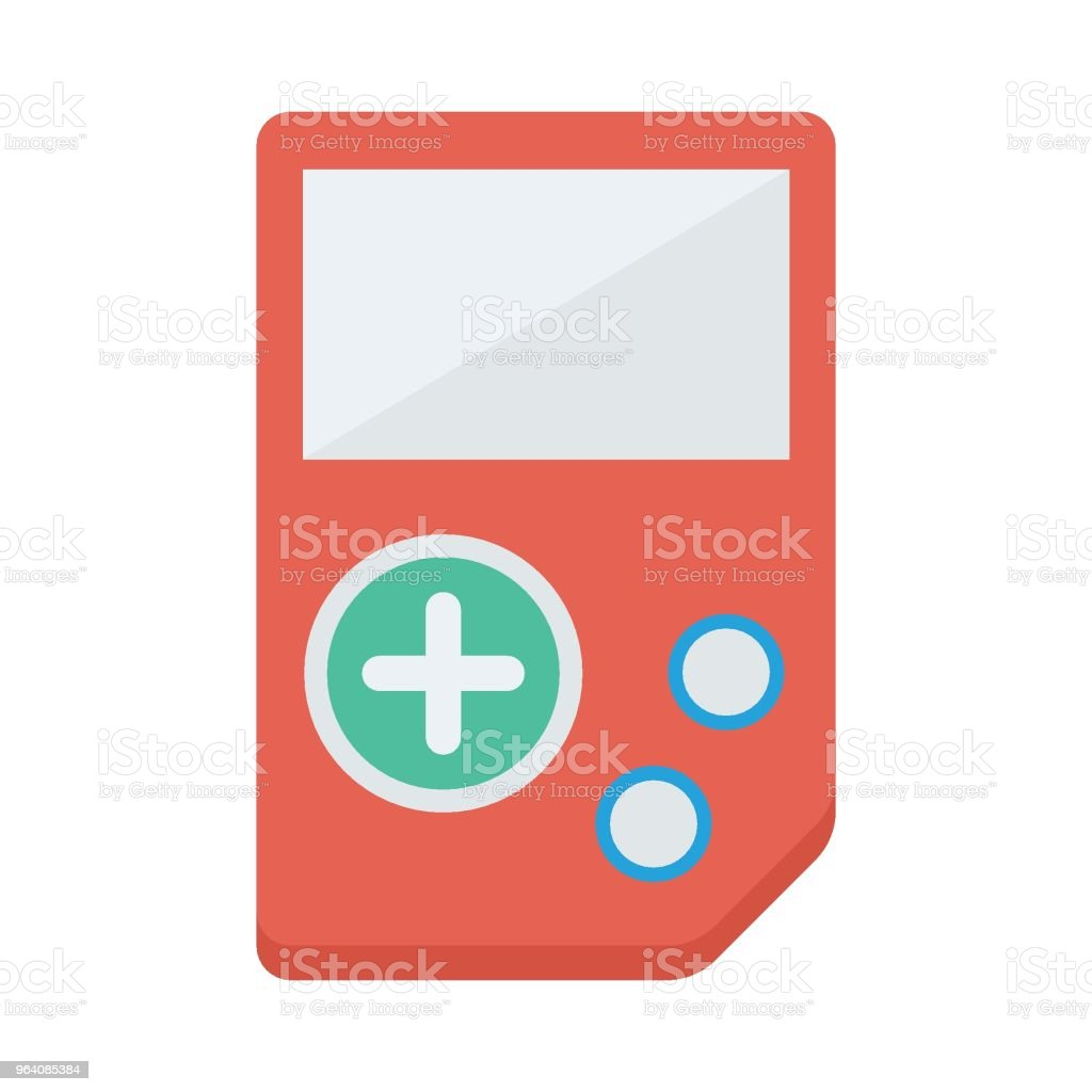 video game - Royalty-free Abstract stock vector