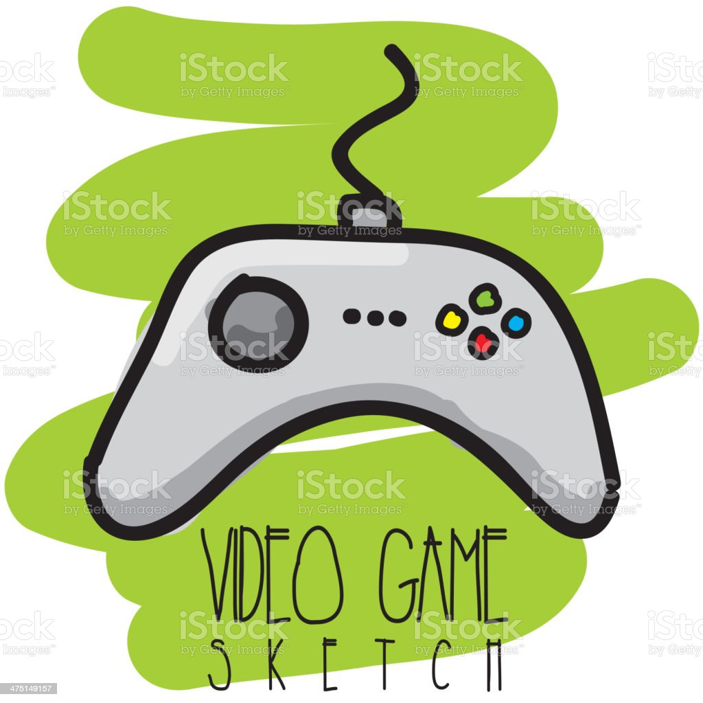 Video Games royalty-free video games stock vector art & more images of activity