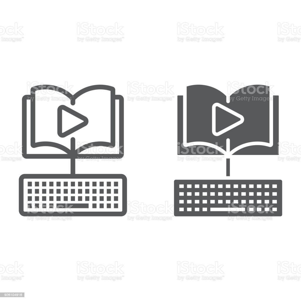 Rpg Tabletop Video Game Iconschlüssel Stock Vektor Art und mehr Bilder von  Abenteuer - iStock