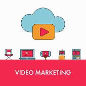 istock Video Marketing Concept 1224821467