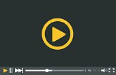 Video Player for web and mobile apps