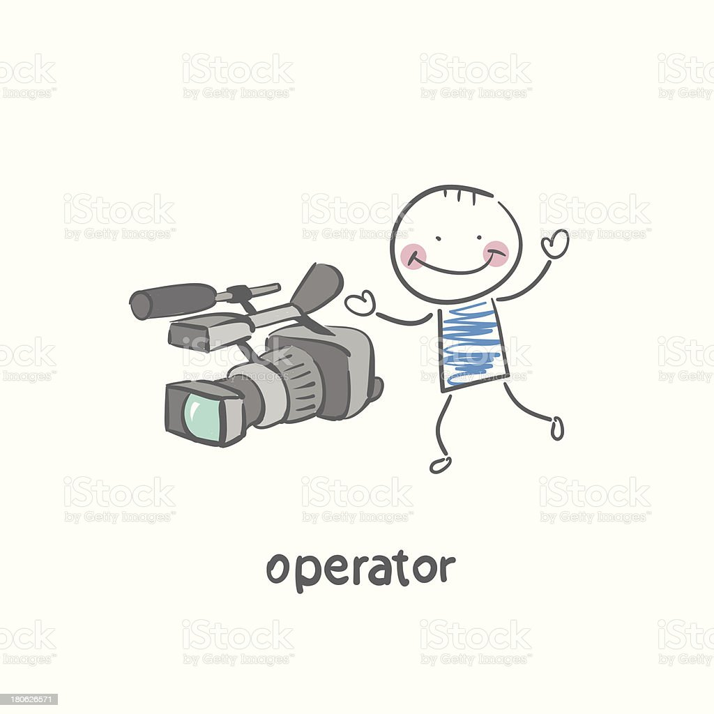 videographer royalty-free videographer stock vector art & more images of adult