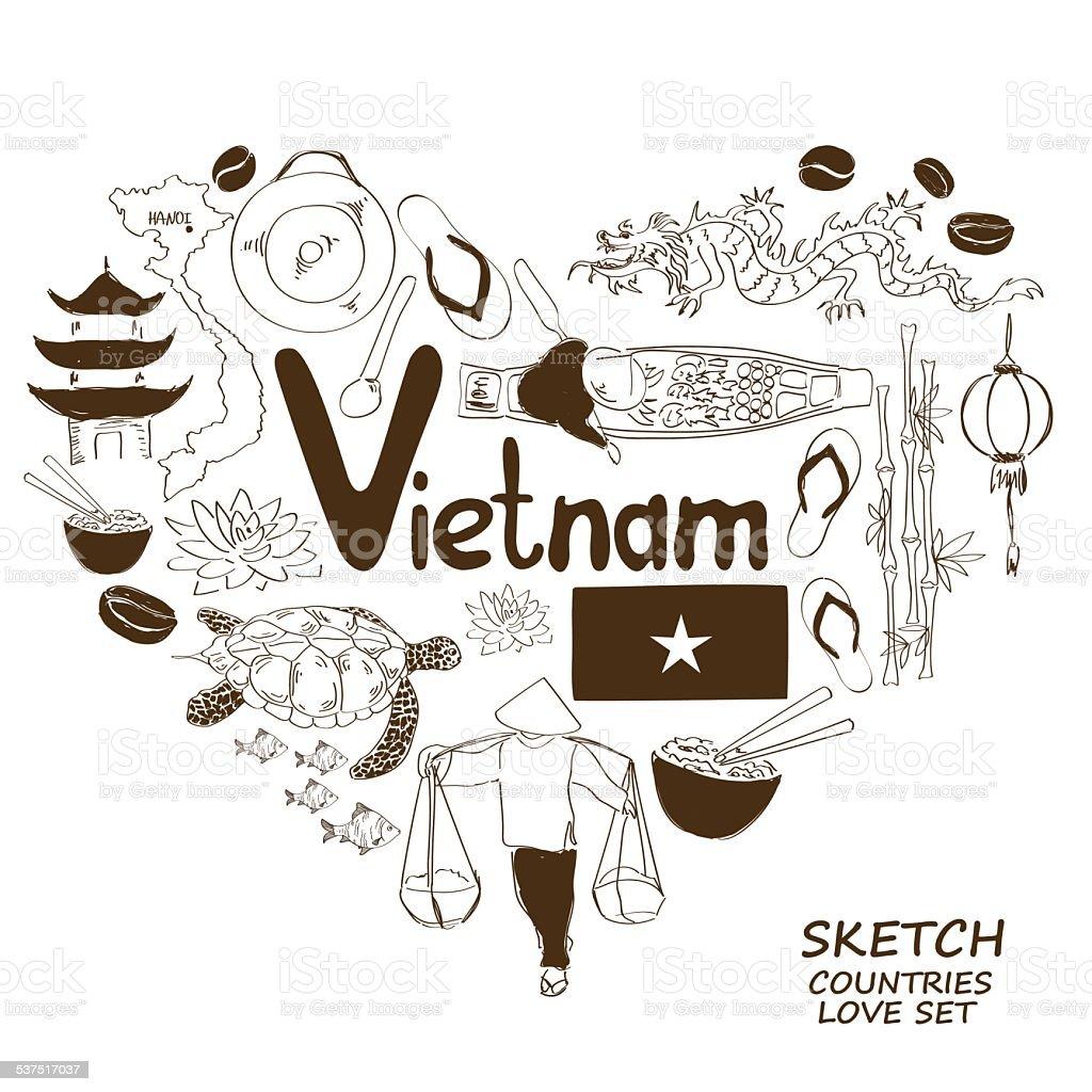 Vietnamese symbols in heart shape concept stock vector art more vietnamese symbols in heart shape concept royalty free vietnamese symbols in heart shape concept stock buycottarizona Gallery