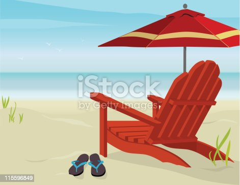 istock View of Beach 115596849