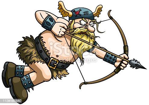istock Viking Cupid 1128197680