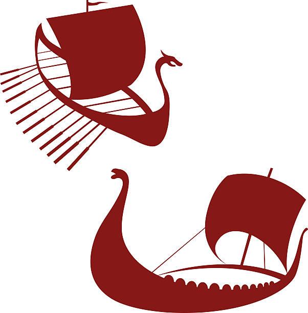 Top 60 Osberg Viking Ships Clip Art, Vector Graphics and ...