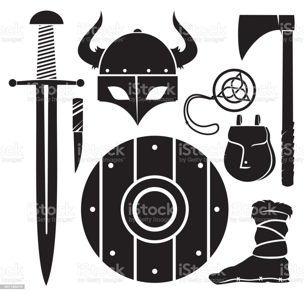 Viking Vector Stock Illustration Download Image Now Istock