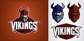 istock Vikings Mascot 540842272