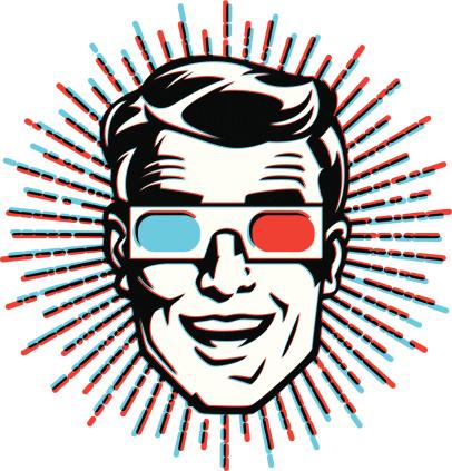 Vintage 3D Guy