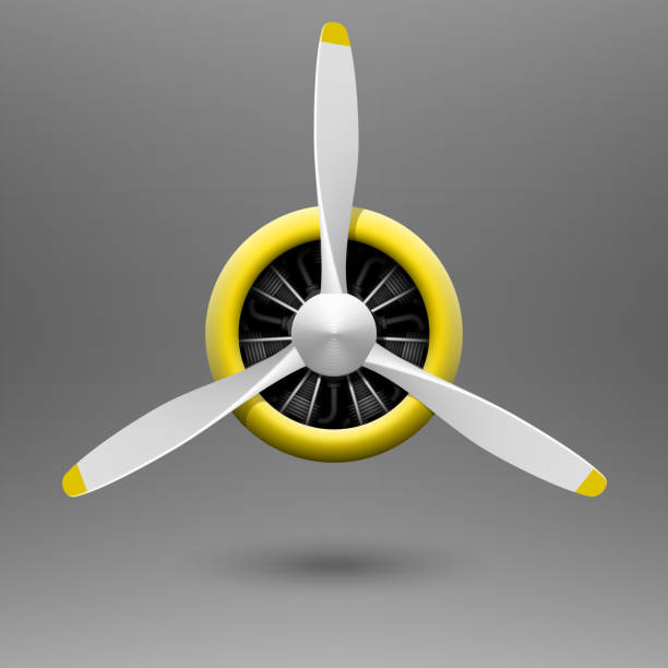 Propeller Clip Art : Royalty free airplane propeller clip art vector images