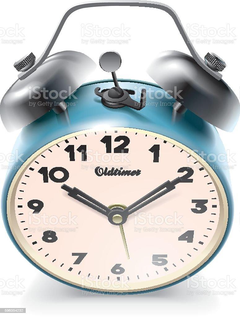 Vintage alarm clock royalty-free vintage alarm clock stock vector art & more images of 1960-1969