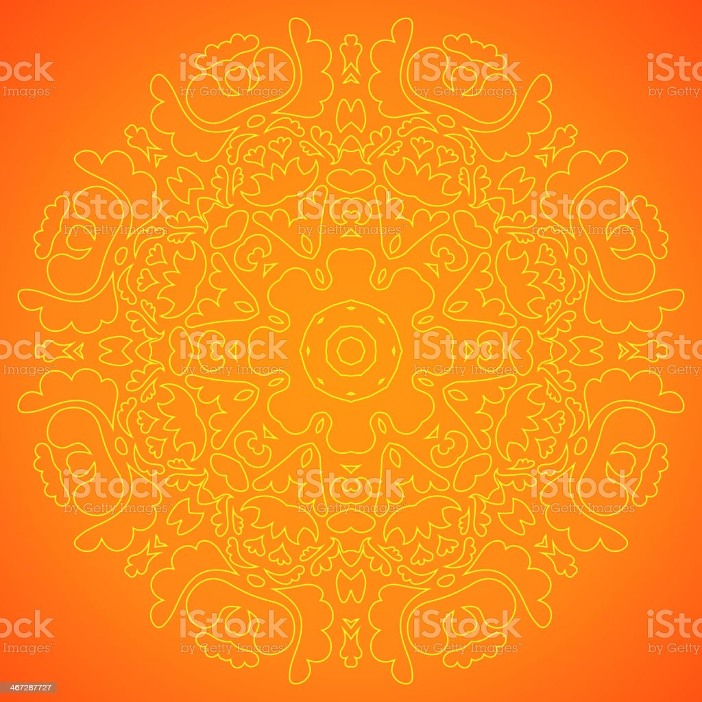 Vintage antique ornamental background. royalty-free vintage antique ornamental background stock vector art & more images of abstract